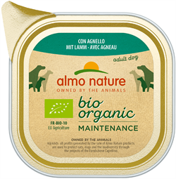 Almo Nature - Паштет для cобак (с ягненком) Bio Pate Lamb - фото 13933
