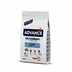 Advance - Сухой корм для собак Контроль веса (с курицей и рисом) Medium Light - фото 13994