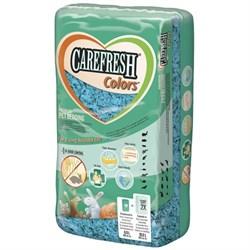 CareFresh - Бумажный наполнитель, голубой Colors - фото 14045