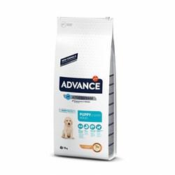 Advance - Сухой корм для щенков крупных пород (с курицей и рисом) Baby Protect Maxi - фото 14457