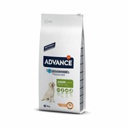 Advance - Сухой корм для щенков крупных пород (12-24 мес) Maxi Junior - фото 15005