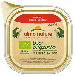 Almo Nature - Паштет для собак (с говядиной) Bio Pate Beef - фото 15562