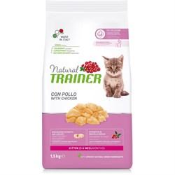 Trainer - Сухой корм для котят Natural Kitten - фото 15955