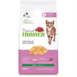Trainer - Сухой корм для молодых кошек Natural Young Cat - фото 15966
