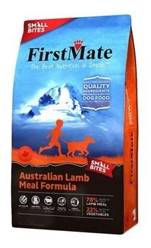 FirstMate - Сухой беззерновой корм для щенков и собак мелких пород (с ягненком) Australian Lamb Small Bites - фото 16543