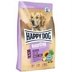 Happy Dog - Сухой корм для пожилых собак NaturCroq Senior - фото 16925