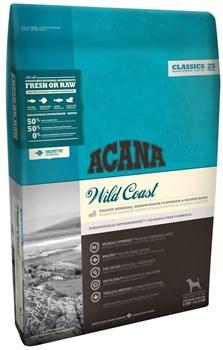 Acana Classics - Сухой корм для собак всех пород и возрастов (рыба) Wild Coast - фото 5017