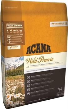Acana Regionals - Сухой беззерновой корм для собак всех пород (курица) Wild Prairie Dog - фото 5024