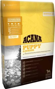 Acana Heritage - Сухой корм для щенков всех пород Puppy & Junior - фото 5026