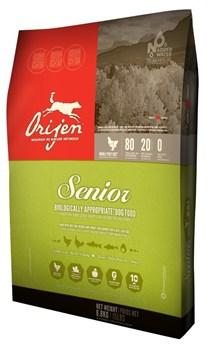 Orijen - Сухой беззерновой корм для пожилых собак всех пород Senior - фото 5041