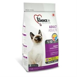1St Choice - Сухой корм для кошек Finicky (цыпленок) - фото 5047
