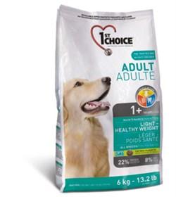 1St Choice - Сухой корм для собак облегченный (курица) - фото 5061