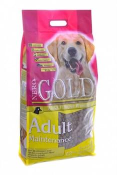 "Nero Gold Super Premium - Сухой корм для взрослых собак ""Контроль веса"" (курица с рисом) Adult Maintenance Chicken & Rice - фото 5082"