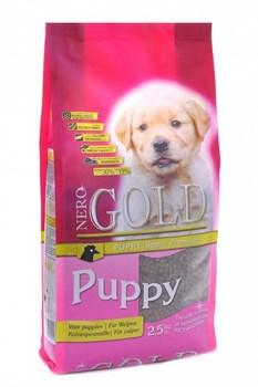 Nero Gold Super Premium - Сухой корм для щенков (курица с рисом) Puppy Chicken & Rice - фото 5094