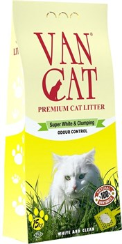 Van Cat - Наполнитель комкующийся без пыли для крупных кошек (без запаха) Big Cats - фото 5129