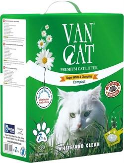 Van Cat - Наполнитель комкующийся для кошек (идеальные комочки) Vancat Ultra Clumping - фото 5130