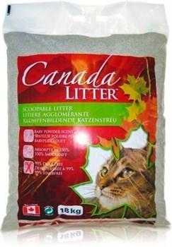 "Canada Litter - Наполнитель комкующийся ""Запах на замке"" для кошек (аромат детской присыпки) Scoopable Litter - фото 5133"