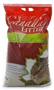 """Canada Litter - Наполнитель комкующийся """"Запах на замке"""" для кошек (без запаха) Scoopable Litter - фото 5134"""