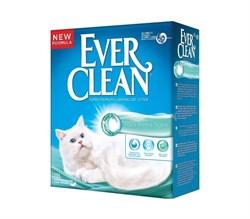 Ever Clean - Наполнитель комкующийся для кошек (с ароматом морского бриза) Aqua Breeze - фото 5143