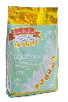 """Frank's ProGold - Сухой корм для собак """"Контроль веса"""" (с индейкой и курицей) Senior Light - фото 5155"""