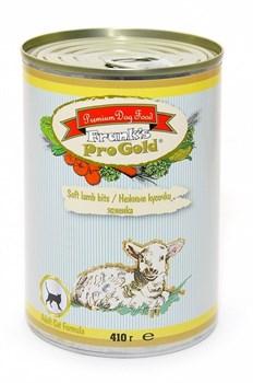 "Frank's ProGold - Консервы для кошек ""Нежные кусочки ягненка"" Soft lamb bits Adult Cat Recipe - фото 5172"