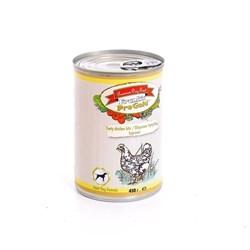 """Frank's ProGold - Консервы для собак """"Вкусные кусочки курицы"""" Tasty chicken bits Adult Dog Recipe - фото 5174"""