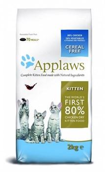 Applaws - Сухой корм беззерновой для котят (с курицей и овощами) Dry Cat Kitten - фото 5178