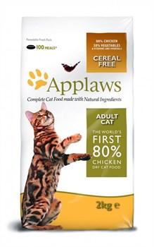 Applaws - Сухой корм беззерновой для кошек (с курицей и овощами) Dry Cat Chicken - фото 5179