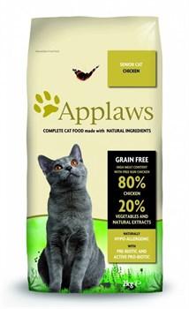 Applaws - Сухой корм беззерновой для пожилых кошек (с курицей и овощами) Dry Cat Senior - фото 5183