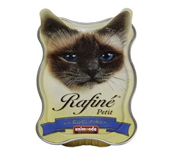 Animonda - Паштет для взрослых кошек (с деликатесной рыбой) Rafine Petit - фото 5197