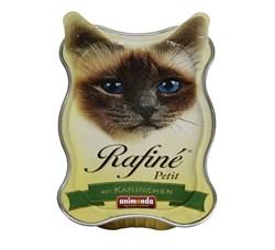 Animonda - Паштет для взрослых кошек (из кролика) Rafine Petit - фото 5198