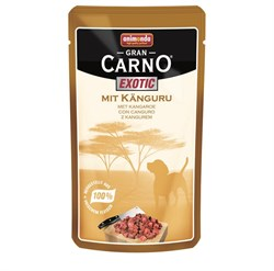 Animonda - Паучи для собак (с мясом кенгуру) Gran Carno Exotic - фото 5218