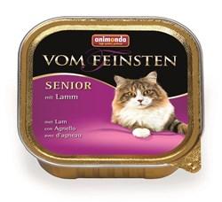 Animonda - Консервы для кошек старше 7 лет (с ягнёнком) Vom Feinsten Senior - фото 5222