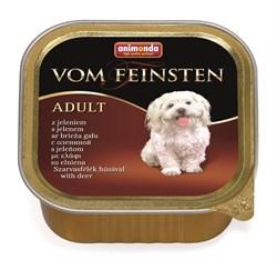 Animonda - Консервы для собак (с олениной) Vom Feinsten Adult - фото 5229