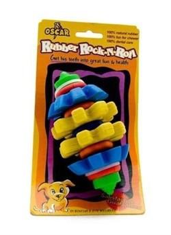"""Benelux - Игрушка резиновая для собак """"Для чистки зубов №1"""" 22*11*8 см - фото 5426"""