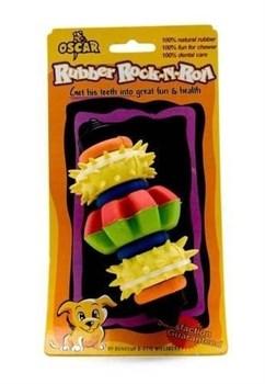 """Benelux - Игрушка резиновая для собак """"Для чистки зубов №2"""" 23*13*3 см - фото 5427"""