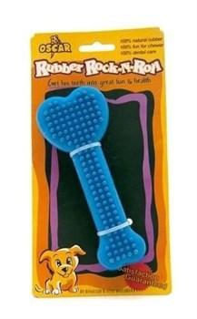 """Benelux - Игрушка резиновая для собак """"Для чистки зубов сердце"""" 23*12*3 см - фото 5430"""