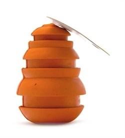 """Benelux - Игрушка резиновая для собак """"Мяч-держатель лакомств №1"""" 10*7*7 см - фото 5439"""