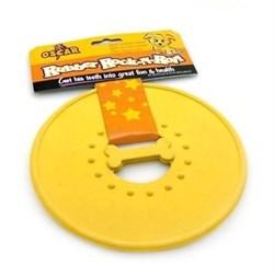 """Benelux - Игрушка резиновая для собак """"НЛО малый"""" 27*16*1 см - фото 5441"""