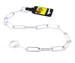 Benelux - Ошейник 4.0мм/65см Choke collar oval - фото 5560