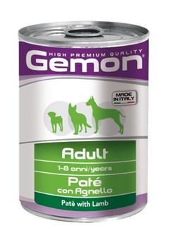 Gemon Dog - Консервы для собак (паштет из ягненка) - фото 5697