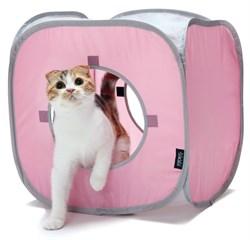 "Kitty City - Домик для кошек Кубик Рубик ""Kitty Play Cube"", 38*38*38см - фото 5713"