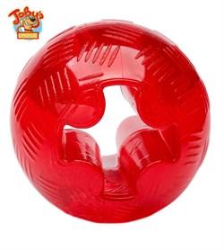 """Kitty City - Игрушка для собак """"Супер прочный мяч"""" Super Tough Ball Medium, 6,3 см - фото 5733"""