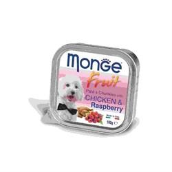 Monge - Консервы для собак (курица с малиной) Dog Fruit - фото 6030