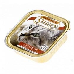 Mr. Stuzzy - Консервы для кошек (с лососем) - фото 6066