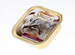 Mr. Stuzzy - Консервы для стерилизованных кошек (с курицей) - фото 6074
