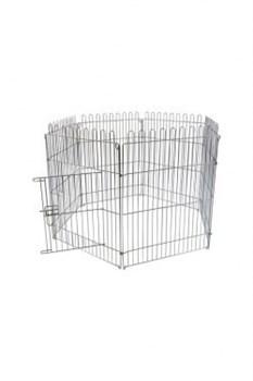 Papillon - Клетка - загон для щенков, 60*80см (Puppy cage 6 panels) - фото 6079