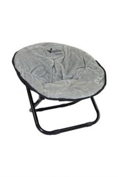 "Papillon - Стул ""VIP ложе"", 50*50*40см, светло-серый (Relax chair Light Gray) - фото 6116"