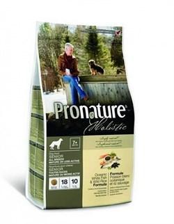 Pronature Holistic - Сухой корм для собак (океаническая белая рыба с рисом) - фото 6124