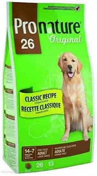 Pronature Original - Пронатюр 26 сухой корм для собак крупных пород (цыпленок) - фото 6139